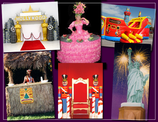 Party Prop Rental in NYC