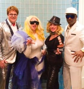 Elton,GaGa,Madonna,R Kelly