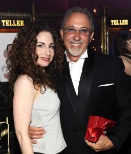 Julie Ellis & Emilio Estefan NYC